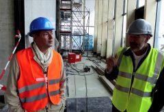 Sanierung der Neuen Nationalgalerie: Behind the Scenes