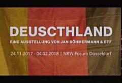 Trailer: Deuscthland – Eine Ausstellung von Jan Böhmermann und btf!