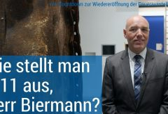 Haus der Geschichte der Bundesrepublik Deutschland – Kommunikationsdirektor Harald Biermann im Interview