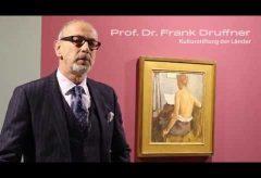 Prof. Dr. Frank Druffner zum Festakt Lotte Laserstein am 6. Dezember 2017