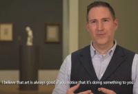 """Kurator Dr. Alexander Eiling über """"Cézanne. Metamorphosen"""""""