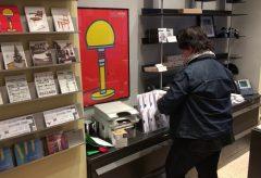 Der Bauhaus-Shop in Weimar