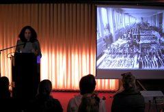 """Futur 3: """"Center What? Was heißt »Global« in der Zeitgenössischen Kunst?"""" mit Yvette Mutumba"""