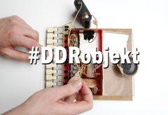 """Selbstgebastelte """"Heimorgel"""" – #DDRobjekt"""