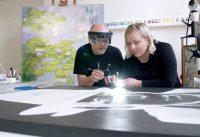 The Art of Conservation – Die Konservatoren der Fondation Beyeler bei der Arbeit