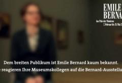 Kunsthalle Bremen – Ist Emile Bernard tatsächlich unbekannt?
