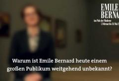 Kunsthalle Bremen – Wieso ist Emile Bernard eigentlich nicht berühmt?