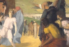 Staatliche Kunsthalle Karlsruhe –  DEGAS – Klassik und Experiment