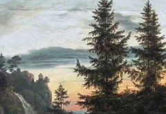 Staatliche Kunstsammlungen Dresden – Albertinum-  Dahl und Friedrich. Romantische Landschaften
