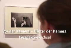 Stadtmuseum Münster – Vor der Kamera – Hinter der Kamera. Perspektivwechsel