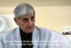 Deichtorhallen – GIANFRANCO BARUCHELLO über Film und Montage
