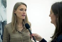 Fondation Beyeler: Interview with Hanna Schouwink in the exhibition 'Marlene Dumas'