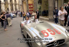 Mercedes Benz Museum – Mille Miglia – Day #3