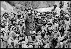 Museum für Gestaltung – In Conversation with Steve McCurry – Mujahideen Leader