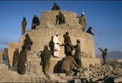 Museum für Gestaltung – In Conversation with Steve McCurry – Rebuilding a Kiln