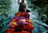 Museum für Gestaltung – In Conversation with Steve McCurry – Flower Seller