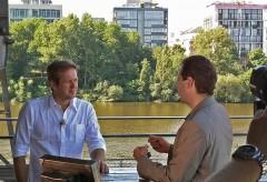 Schirn Kunsthalle –  DOUG AITKEN. INTERVIEW