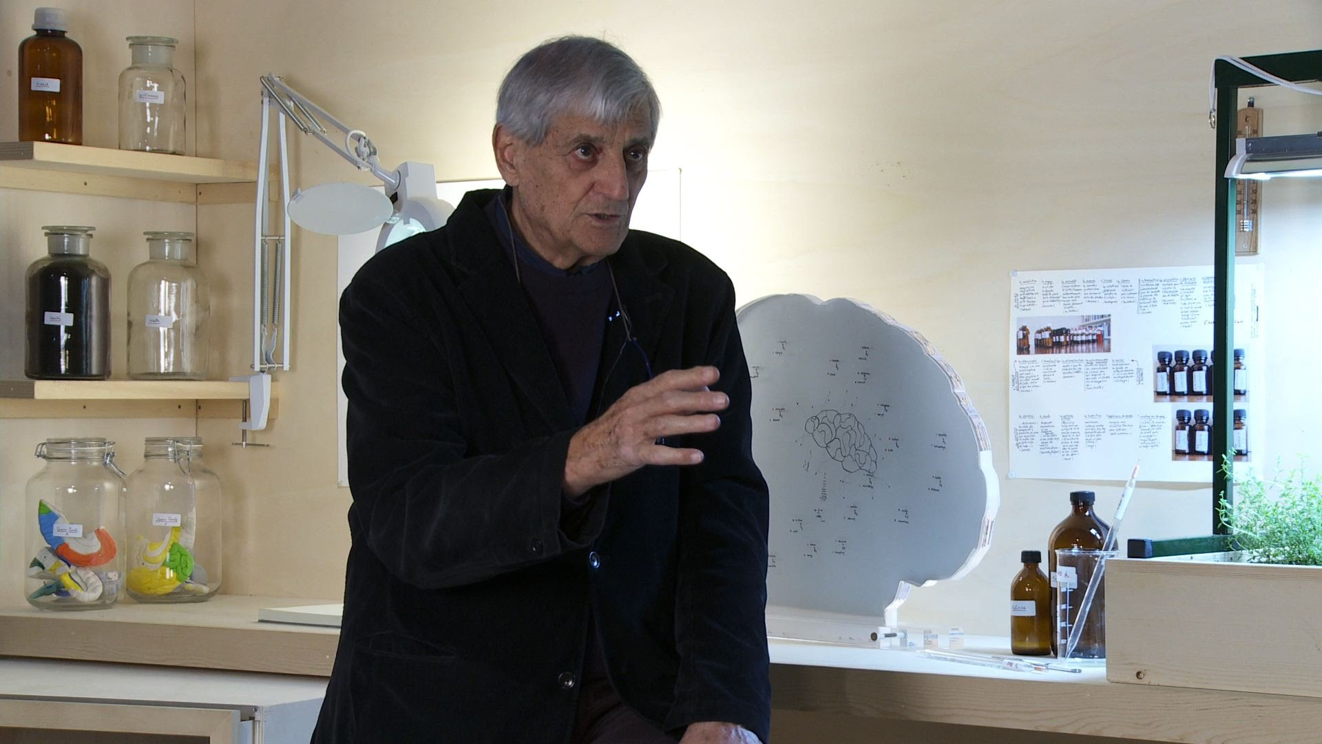 Zentrum f r kunst und medientechnologie gianfranco for Gianfranco baruchello