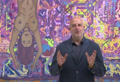 Bank Austria Kunstforum – Hubert Schmalix: Hanging in the air, 2014 BILDBESPRECHUNG