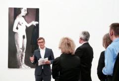 Fondation Beyeler: Ralph Ubl: 'Missing Picasso'. Das Werk von Marlene Dumas aus kunstgeschichtlicher Perspektive