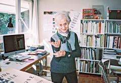 Museum für Gestaltung Zürich: Lora Lamm im Gespräch – Grafikdesignerin: Beruf und Berufung
