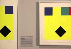 """Museum Kunstpalast – Camille Graeser, """"Disloziertes schwarzes Element"""" (1972)"""