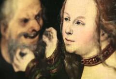 "Museum Kunstpalast – Lucas Cranach der Ältere, ""Das ungleiche Paar"" (um 1530)"