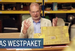 DDR Museum: Frag Dr. Wolle – Das Westpaket