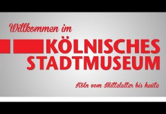 Kölnisches Stadtmuseum: Museumstrailer