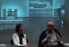 Kunsthalle Wien: Gespräch mit Thomas Bayrle – Massenwaren/Menschenmassen 14/9 2015