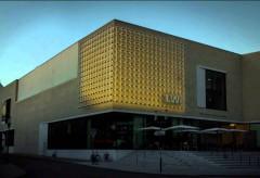 LWL-Museum für Kunst und Kultur: Time Lapse Silberne Frequenz von Otto Piene