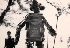 "Museum Kunstpalast:  Erika Kiffl, ""Nam June Paik"" (1993)"