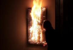 Belvedere: Bernard Aubertin – Tableau feu