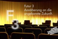 """Kunstsammlung NRW: Futur 3: """"Bild der Zukunft"""" Künstlergespräch mit Jochem Hendricks"""