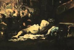 """Museum Kunstpalast: Alessandro Magnasco und Clemente Spera, """"Das Satyrfest"""" (1710–1715)"""