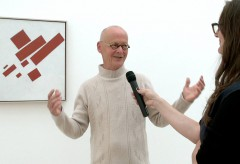 Fondation Beyeler: Auf der Suche nach 0,10: Interview with Wolfgang Laib
