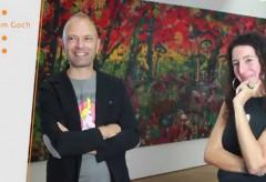 Museum Goch: Paradies mystérieux – Interview mit M.S. Bastian und Isabelle L.