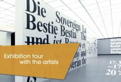 Württembergischer Kunstverein: Die Bestie und ist der Souverän – Ausstellungsrundgang