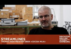 Deichtorhallen Hamburg: STREAMLINES: Thomas Rentmeister über sein Werk »Cocoa Milk«