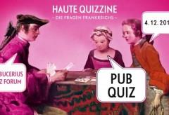 """Bucerius Kunst Forum: Pub Quiz zur Ausstellung """"Von Poussin bis Monet. Die Farben Frankreichs"""""""