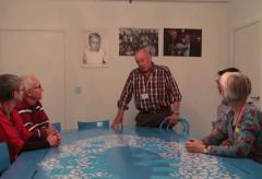 Museum für Kommunikation Bern: Dialog mit der Zeit. Wie lebe ich, wenn ich alt bin? (Art-TV)