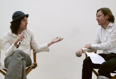 "Fondation Beyeler: Adam Green Talks About His New Film ""Aladdin"""