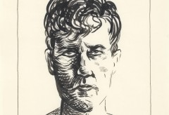 Raymond Pettibon – Homo Americanus