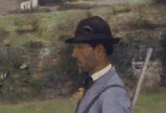Städel Museum – Kunst|Stück:  Fernand Khnopff – Der Jagdaufseher