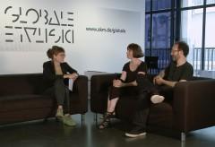 ZKM:  GLOBALE: Infosphäre – Interview mit Stéphane Degoutin und Gwenola Wagon