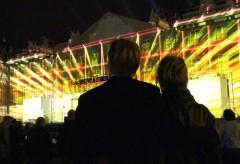 ZKM: Rückblick auf die Schlosslichtspiele 2015