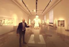 360°-Führung durch das Alte Museum, Berlin