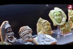 """Archäologisches Museum Hamburg: Ausstellung """"Ausgegraben. Harburg archäologisch"""""""