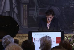Verleihung des Oskar-Schlemmer-Preises an Elger Esser in der Kunsthalle Karlsruhe