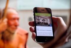 Neanderthal+ App des Neanderthal Museums